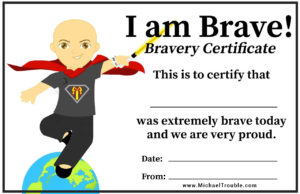 I Am Brave_Sally