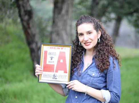 "Renee Rodriguez, author, Best of Los Angeles Award Winner-  Best Childhood Illness book 2017 ""Michael Trouble: Martian Robots Invade"""