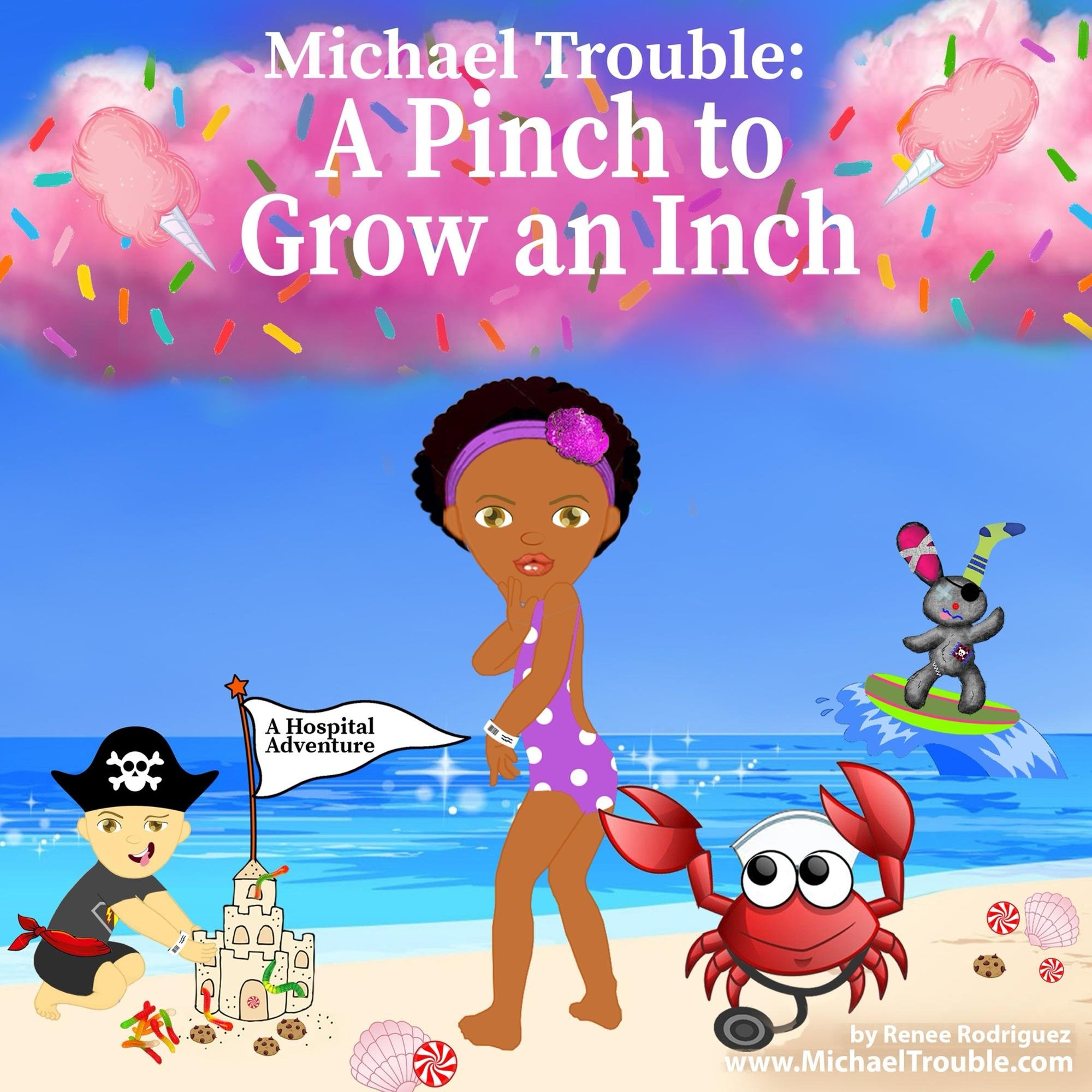 Michael_Trouble_A_P_Cover_for_Kindle